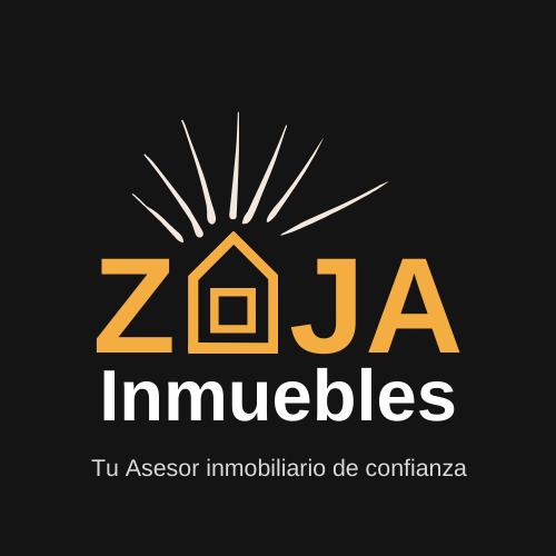 logotipo de empresa ZAJA Inmuebles