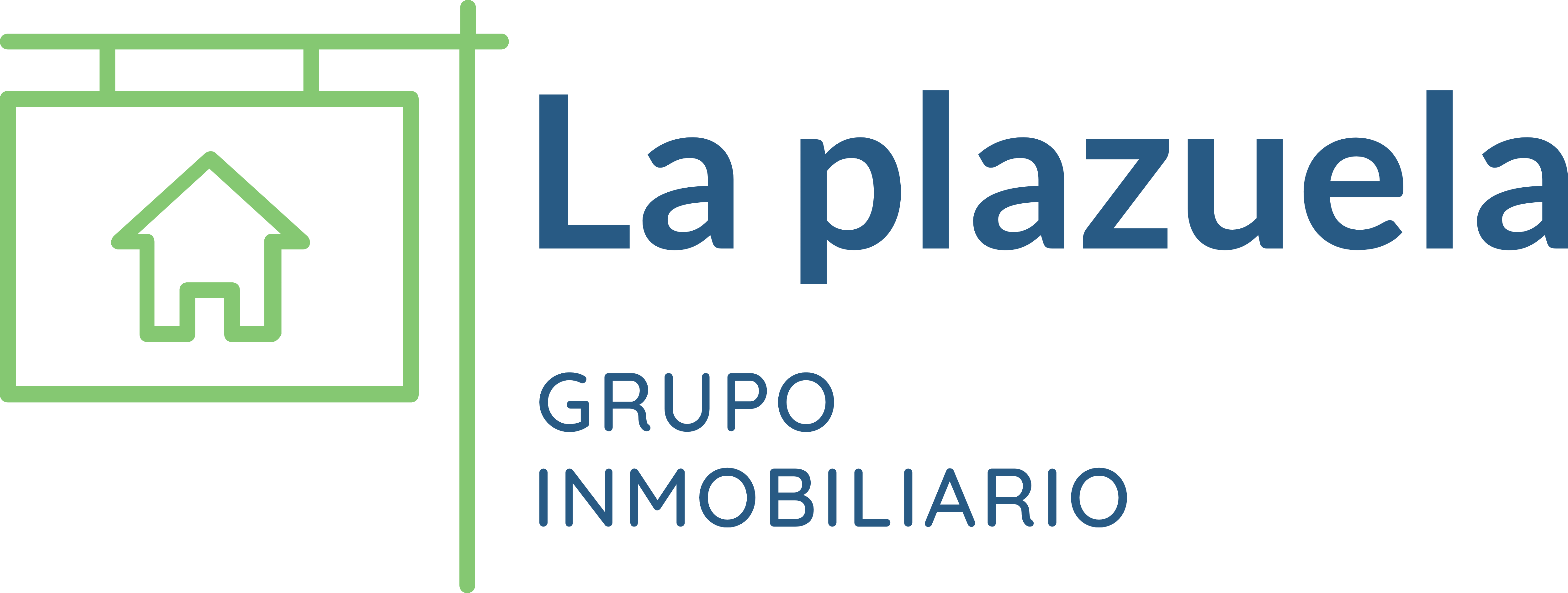 logotipo de empresa Grupo Inmobiliario La Plazuela