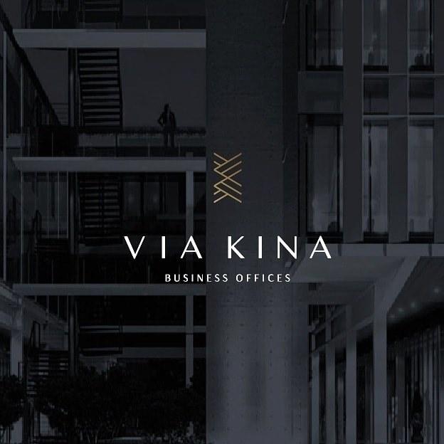 logotipo de empresa VIA KINA